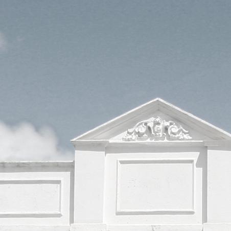 Heritage building roof