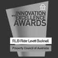 Innovation and Excellence Awards Logo