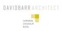 David Barr Architect and Cameron Chisholm Nicol's Logo