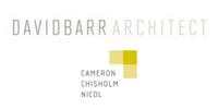 David Barr Architect and Cameron Chisholm Nicol's Logo